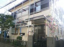 平塚外壁塗装(超低汚染リファイン)